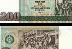 200 Mark Banknote 1985