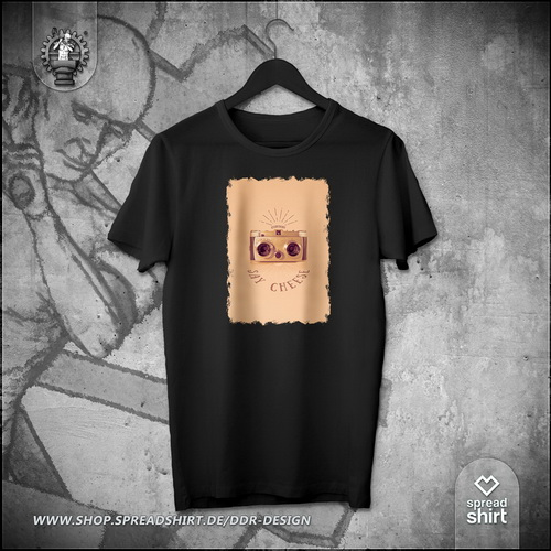 T-Shirt - Say Cheese