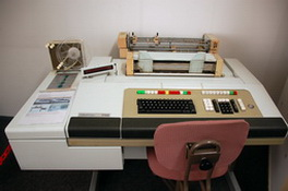 Robotron accounting machine